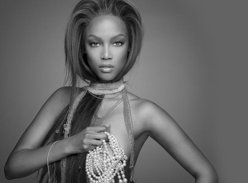 Tyra Banks, America's Next Top Professor -  Celebrity Tracks