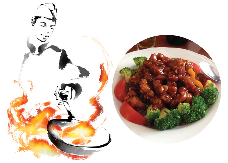 Inventor of America's top Chinese dish dies - World Features