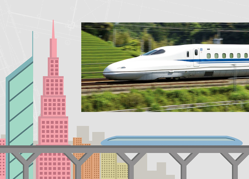 Japanese Maglev Train Zooms Its Way to a World Record - Person of the Year