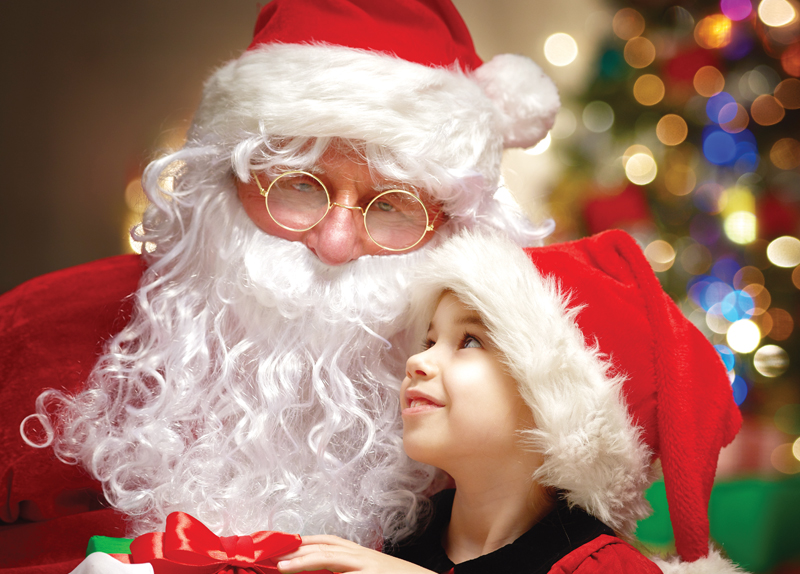 What Should Parents Tell Their Children About Santa? - Editorial