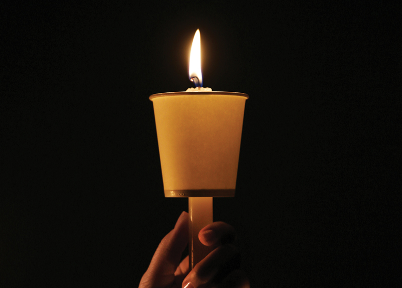 Triumph by Candlelight - Newsfeed