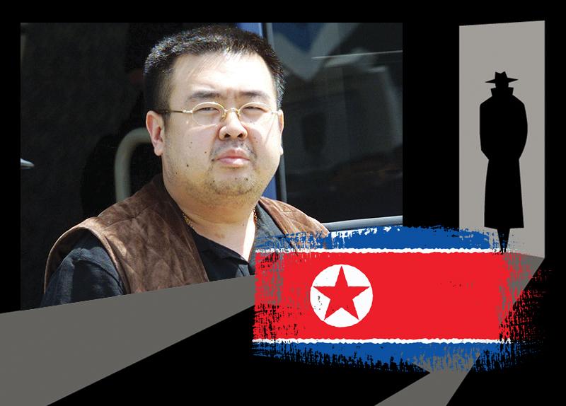 Kim Jong-nam Assassinaed in malaysia - World Matters