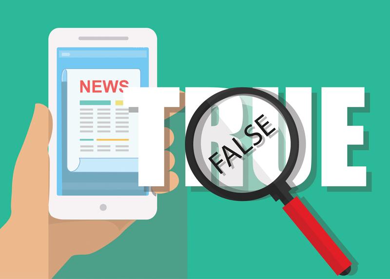 Enter Fake News - Beyond the Window