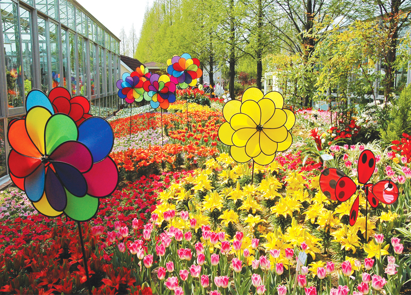 International Horticulture Goyang Korea - World on the Move