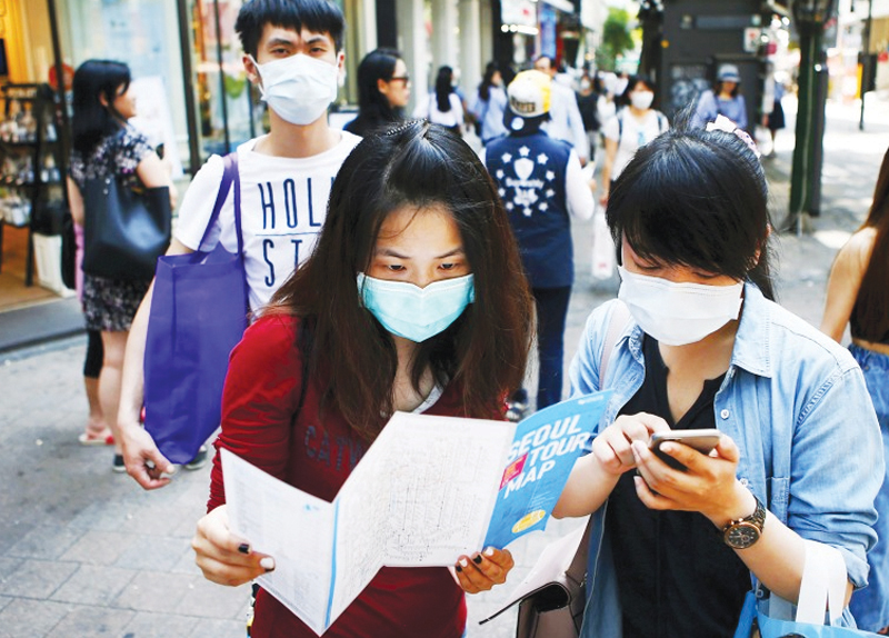 Chinese Tourists Stop coming to Korea - World Matters