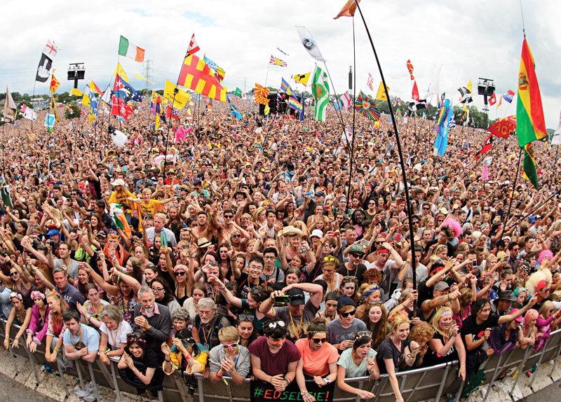 Are Today's Music Festivals Only For the Rich? - Perspective