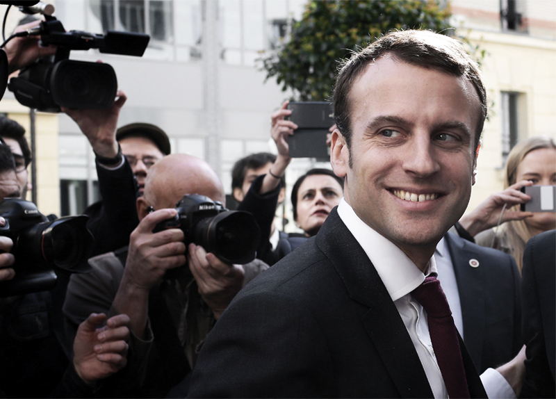 Macron Is France's New President - Newsfeed