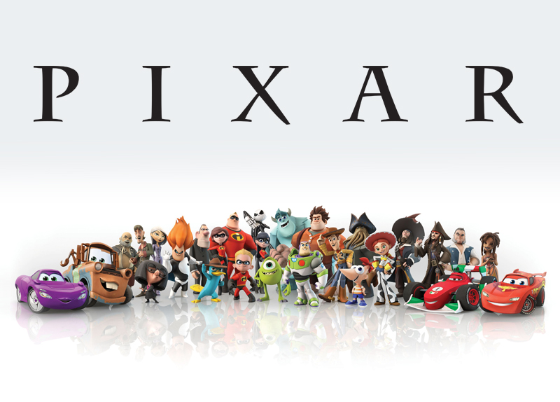 Pixar: 30 Years Of Animation - In Spotlight