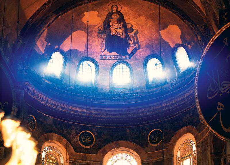 Byzantine Architecture - Arts