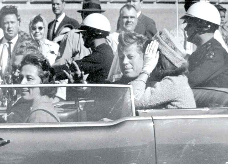 The mysteries around the JFK scandal - Perspective