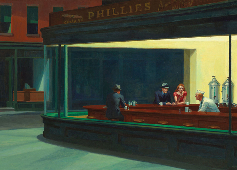Edward Hopper - Arts