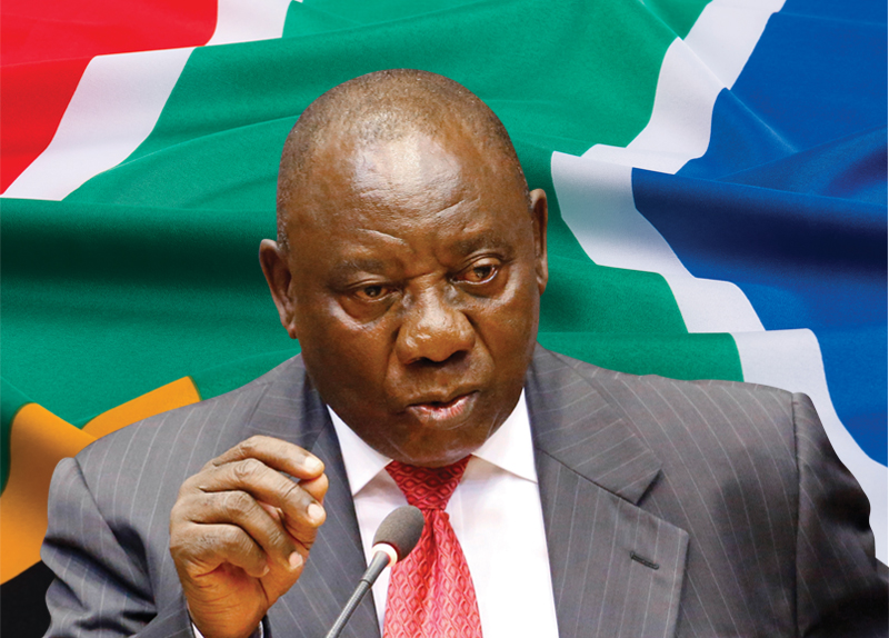 South Africa Welcomes A New President - Hot News