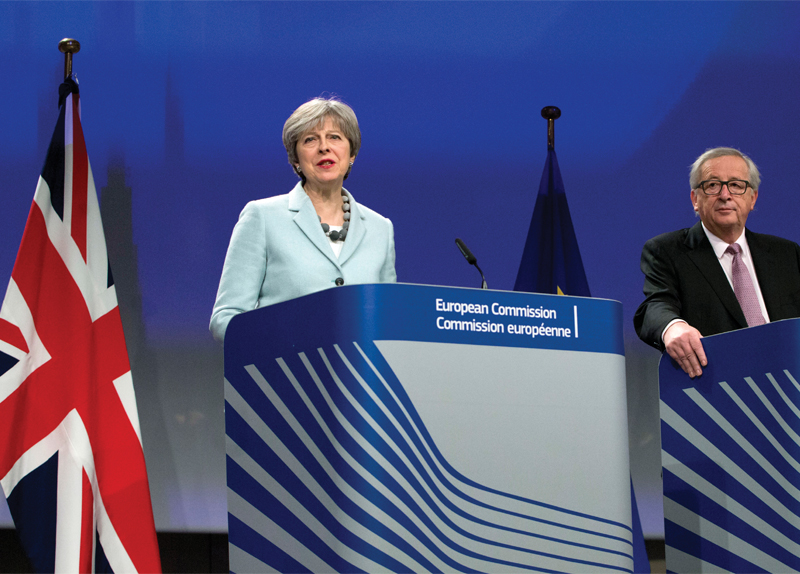 Brexit Agreement Draft Sparks Controversy - World Matters