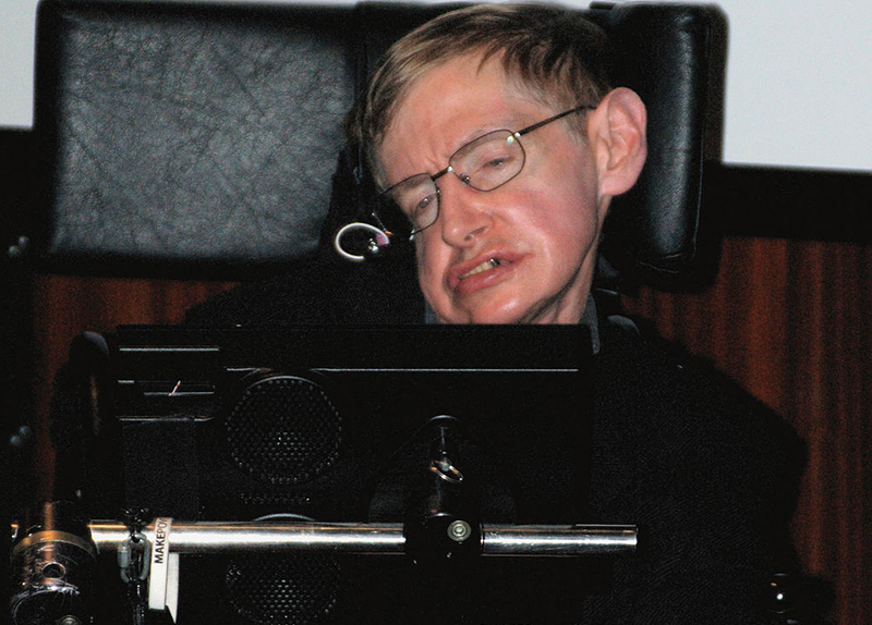 Stephen Hawking Dies At Age 76 - World Matters