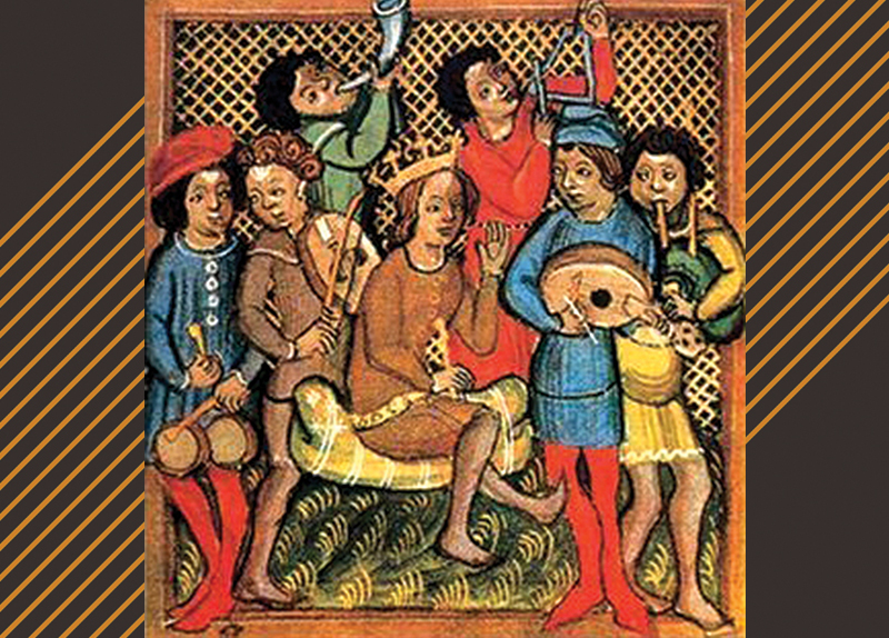Troubadours: Secular Musicians Of The Middle Ages - Arts
