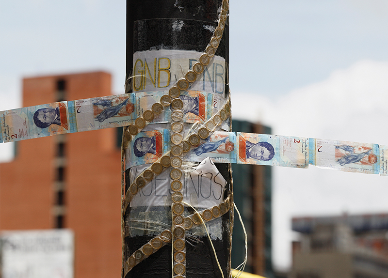 Venezuela's Economic Crisis - World on the Move