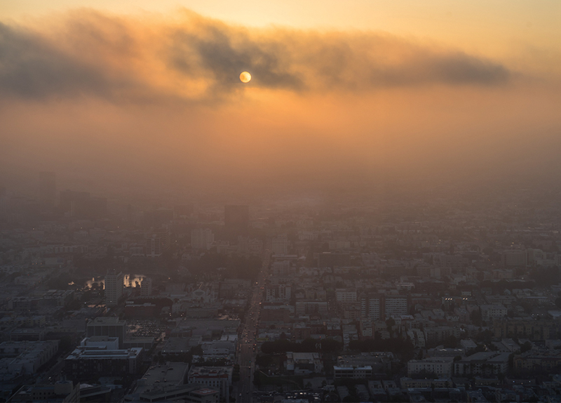 Fine Particulate Matter Reduces Life Expectancy - World Matters