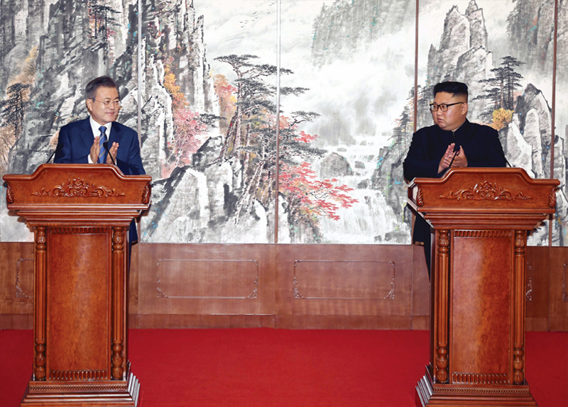 Moon And Kim Meet For The Third Inter-Korean Summit - Perspective