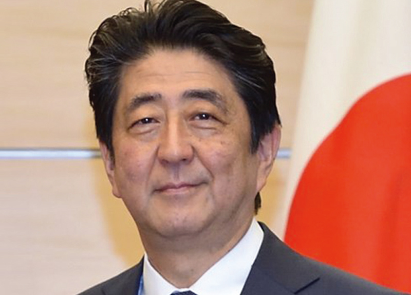 Shinzo Abe Secures A Third Term - World on the Move