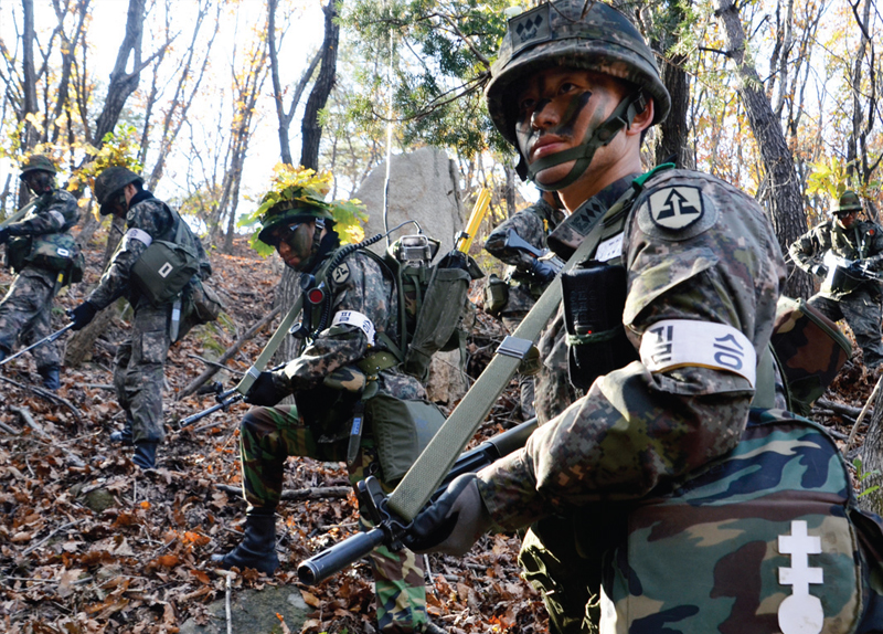 Korea To Shorten Military Service - Newsfeed