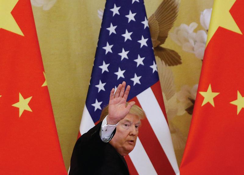 Chinese Ambassador Optimistic About U.S.-China Relations -  Celebrity Tracks