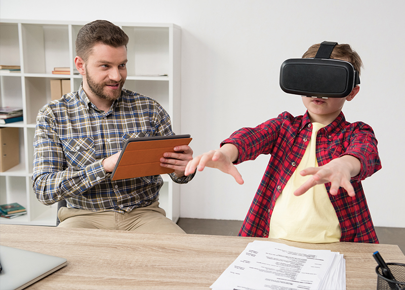 Virtual Reality: Revolutionizing Education - Hot News