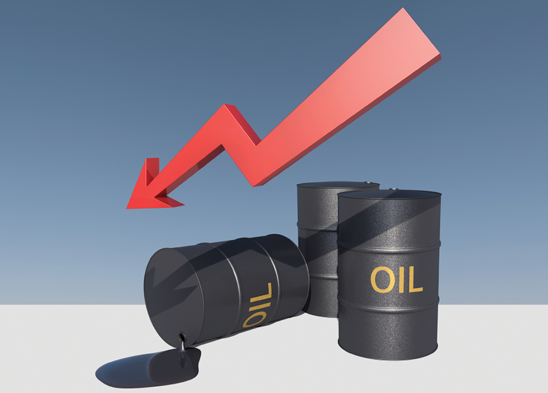Oil Sinks To One-Year Low - Newsfeed