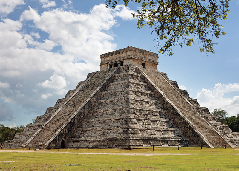 Chichen Itza - Arts