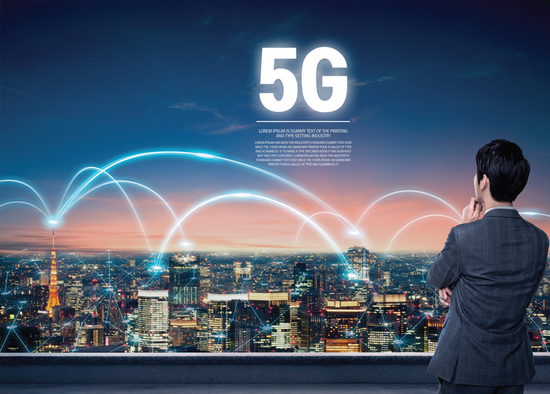 The Era Of 5G Opens In 2019 - World on the Move