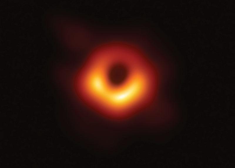 World's First Black Hole Photo Revealed - World Matters