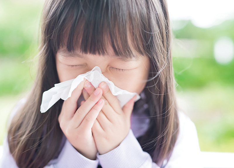 More Carbon Dioxide Exacerbates Your Seasonal Allergies - Health