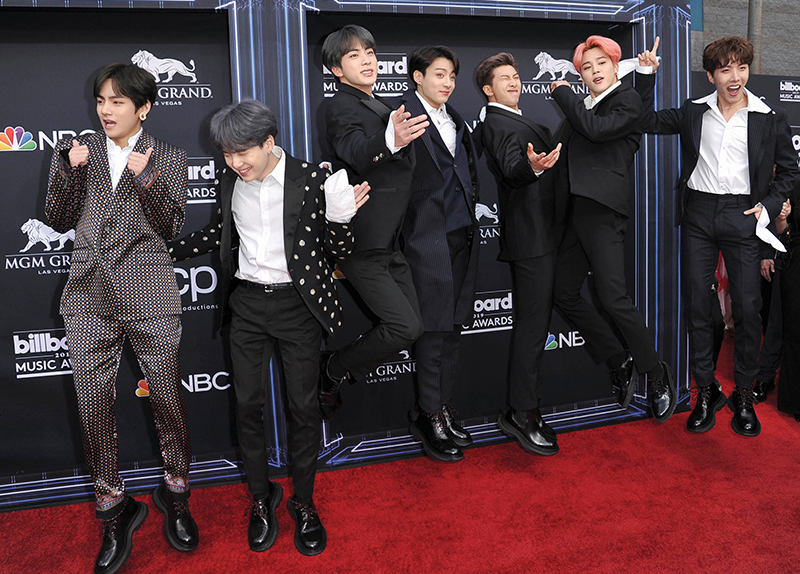 Economic Effects of BTS -  Celebrity Tracks
