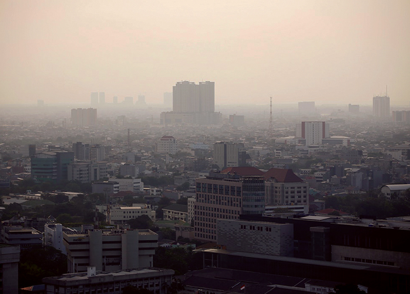Indonesian Citizens Sue Government Over Air Pollution - World Features