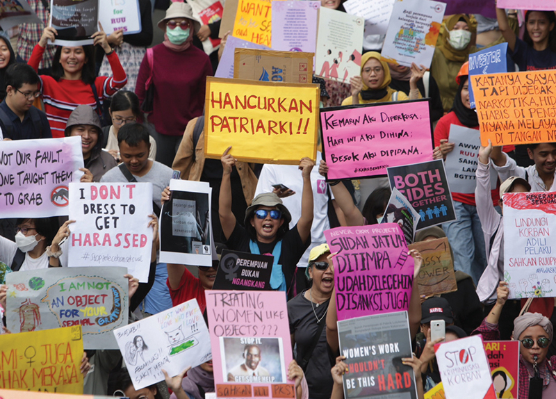 International Women's Day: Celebrations and Protests - World Features