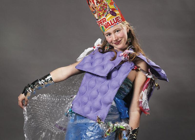 The Future of Fashion Is Trashion - World on the Move