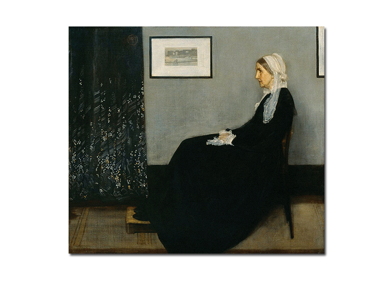 Whistler's Mother - Arts