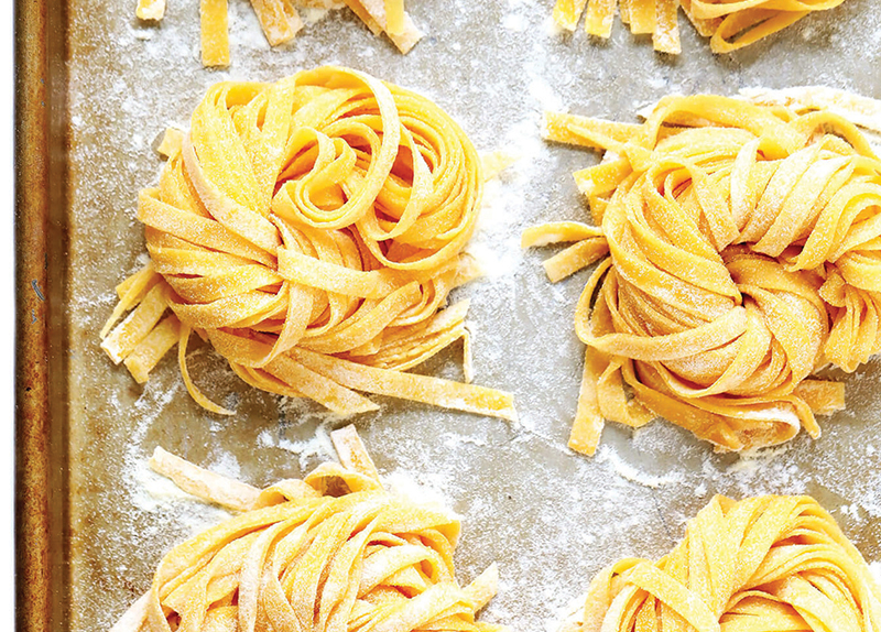 History of Pasta - The World in Retrospect
