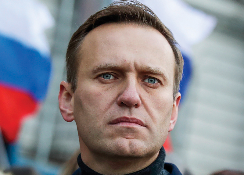 Poisoning of Alexei Navalny - World Matters