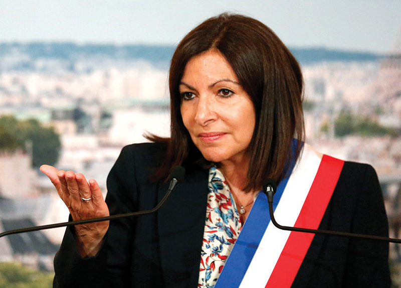 Paris Mayor Fined for Hiring 'Too Many' Women - World Features