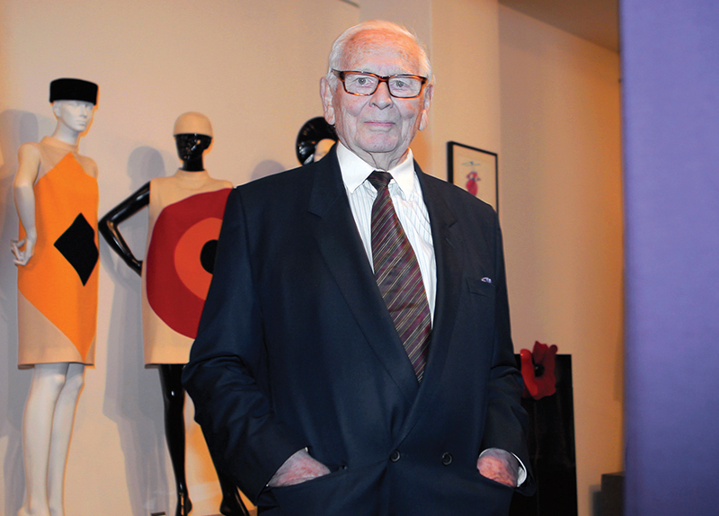 Pierre Cardin Passes Away - World on the Move
