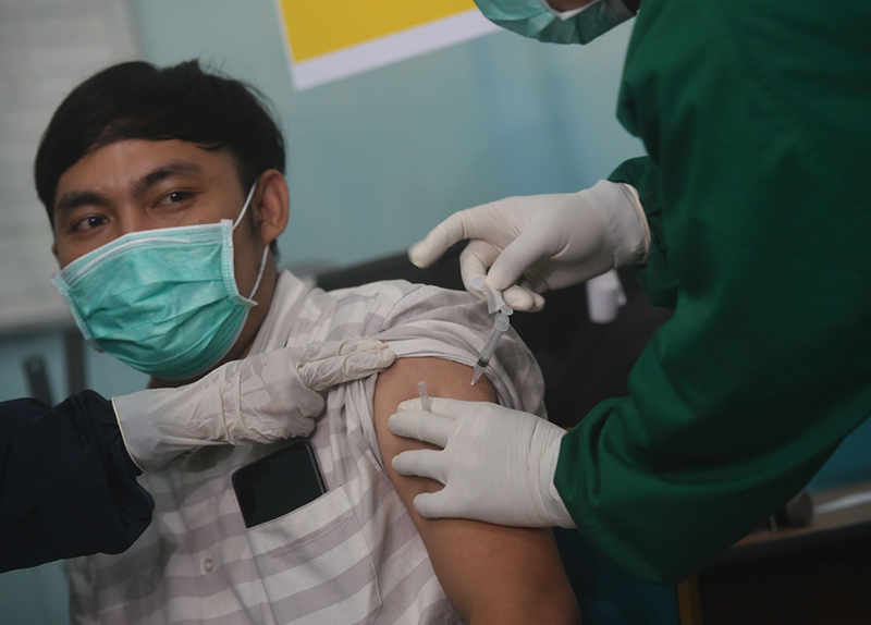 Indonesia's Vaccination Strategy - World Matters