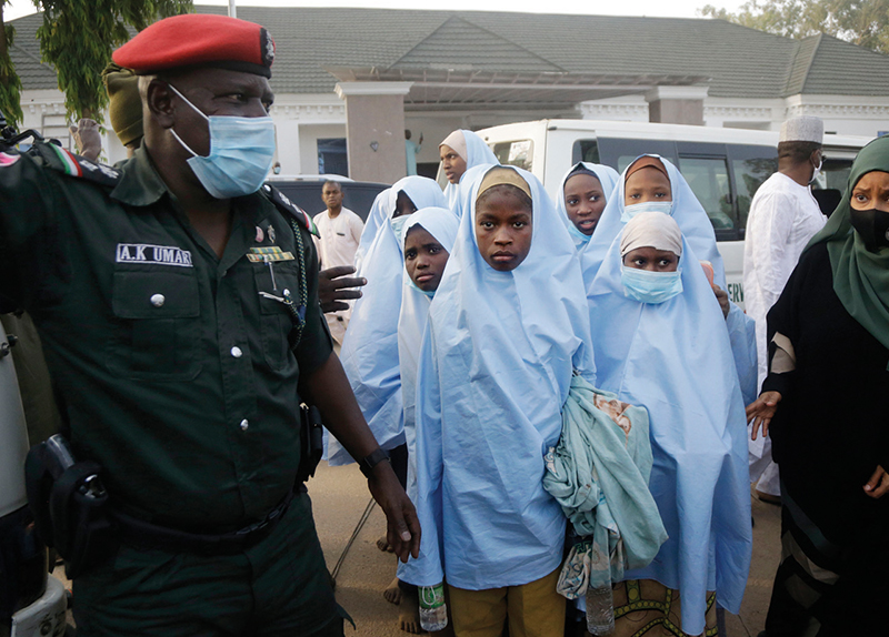 School Kidnappings in Nigeria - World Features