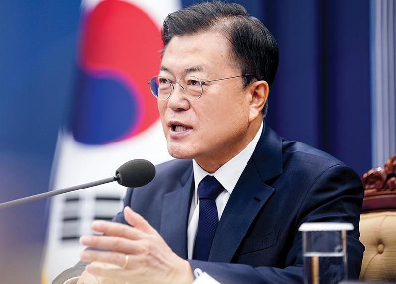 President Moon Jae-in's 'Final Offer' - Hot News