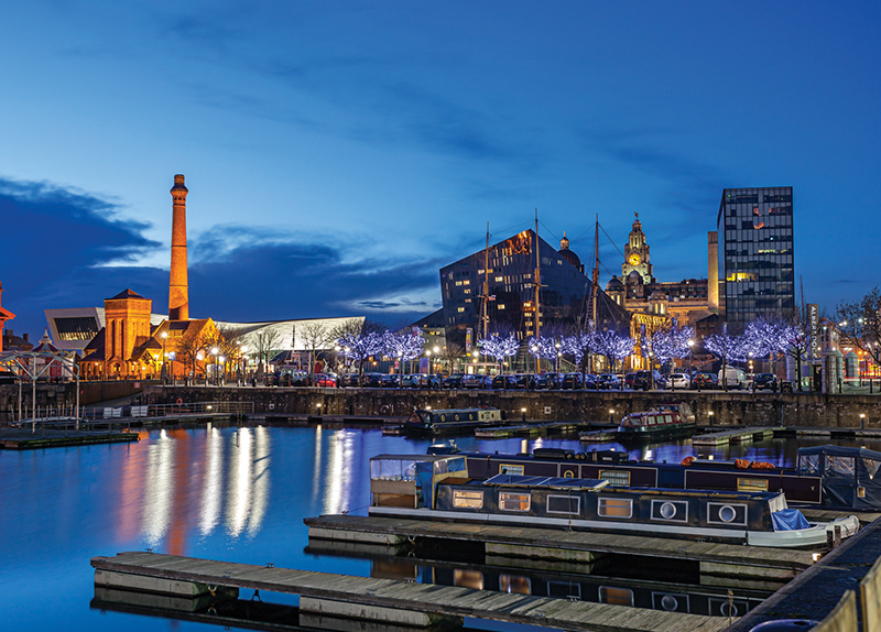 Liverpool Dropped From UNESCO World Heritage List - The World in Retrospect