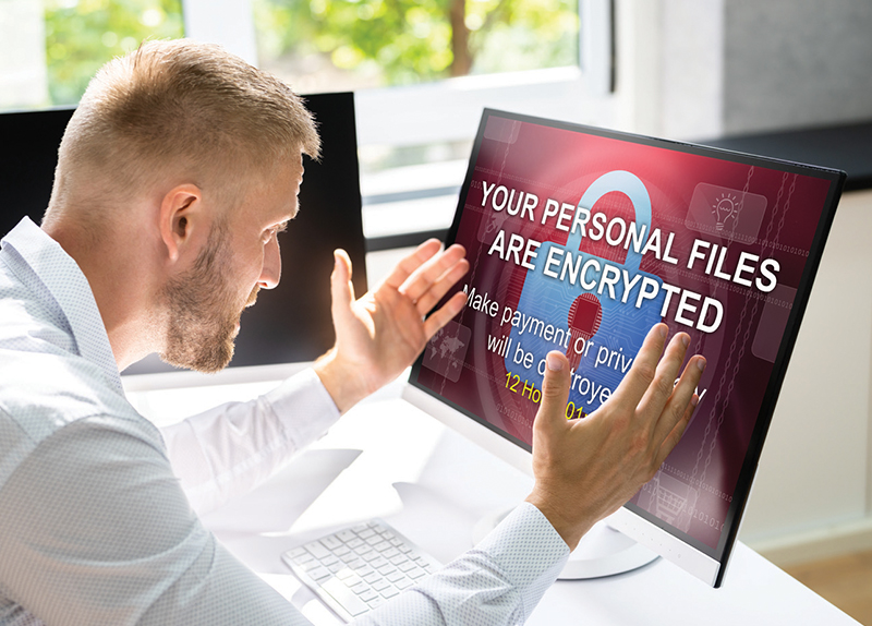 The World's Biggest Ransomware Gang Goes Offline - World Features