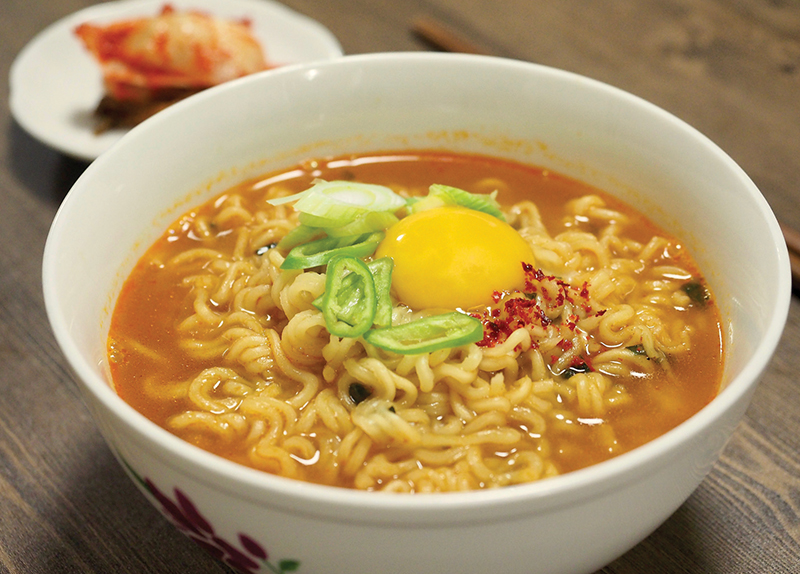 Korean Instant Noodle Exports Soar During Pandemic - World Features